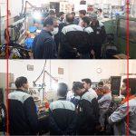 بازدید مهندسین شرکت ذوب آهن از کارگاه پایاهیدرولیک – مرداد ۱۳۹۹