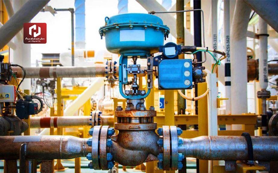 شیر کنترل فشار | آشنایی با انواع مدلهای پنوماتیک و هیدرولیکی این قطعه