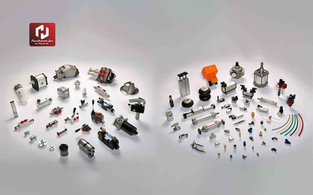 هیدرولیک و پنوماتیک و ۵ تفاوت اصلی این دو سیستم