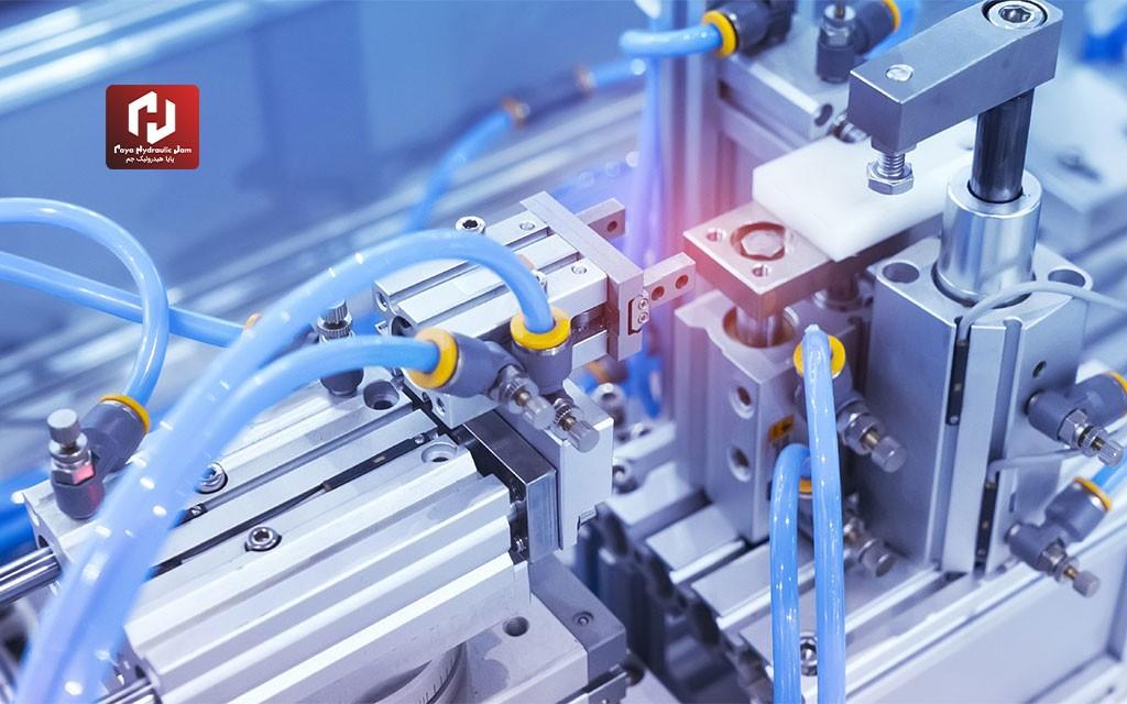 پنوماتیک چیست؟ هر آنچه باید در مورد سیستم های پنوماتیک بدانید.