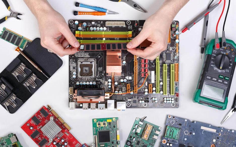 تعمیرات هیدرولیکی الکترونیکی
